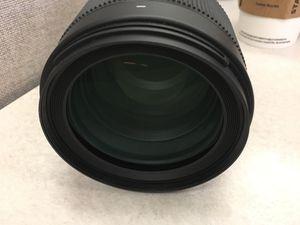 Sigma Art 50-100mm f1.8 lens for Nikon for Sale in Windsor, ON