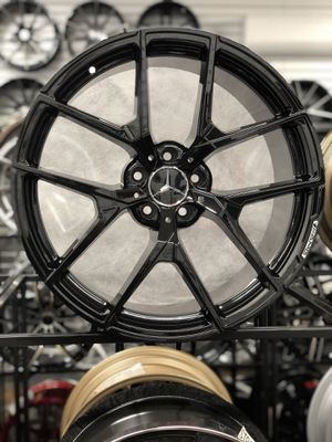 "20"" Mercedes Benz amg style wheels rims tires Gloss Black 5x112 fit e350 e550 cls e class e63 s550 s63 4matic ML350 ML550 e55 for Sale for sale  Queens, NY"