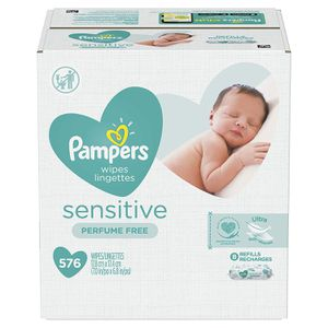 Baby Wipes, Pampers Sensitive for Sale in Hialeah, FL