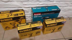 Dewalt n makitas drills for Sale in Phoenix, AZ