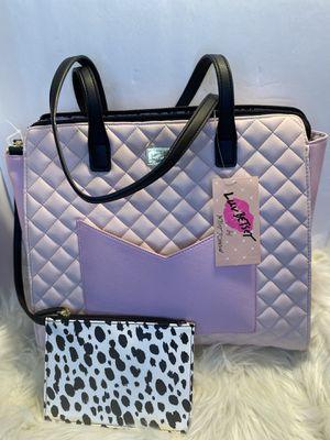 Betsey Johnson Tote bag 2in1 for Sale in Miami, FL