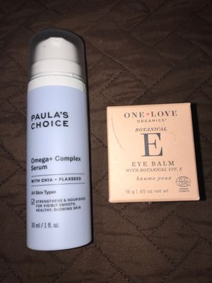 Skin care duo for Sale in Kentfield, CA