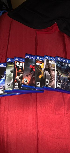 PS4 Games for Sale in Fort Wayne, IN