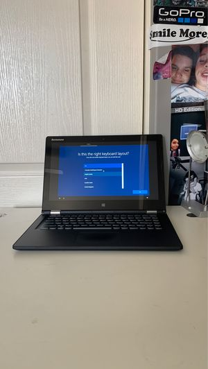 Lenovo yoga laptop for Sale in Gilbert, AZ