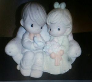 Precious Moments over 60 available all together for 300 or 10 dollars each. for Sale in Marietta, GA