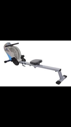 Air Resistance Rowing Machine Exercise Fitness Workout Home Gym Equipment for Sale in Houston, TX