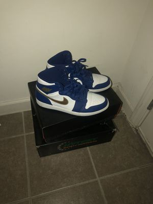 Jordan one wore one time size 11 for Sale in Pembroke Pines, FL
