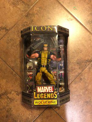 "Toy Biz Marvel Legends Icons Wolverine - 12"" for Sale in Phoenix, AZ"