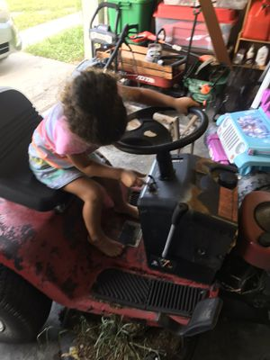 Parts riding mower for Sale in Port St. Lucie, FL
