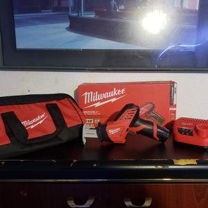 Milwaukee Hackzall M12 Saw Kit for Sale in Renton, WA