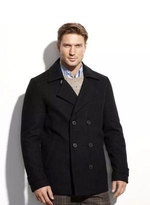 Calvin Klein woolen coat 2xl NEW!!! for Sale in Arlington Heights, IL