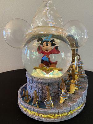 Disney Snow Globe The Sorcerer's Apprentice for Sale in Trinity, FL