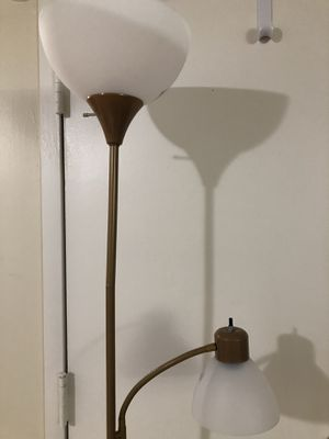 Floor lamp for Sale in South Kingstown, RI