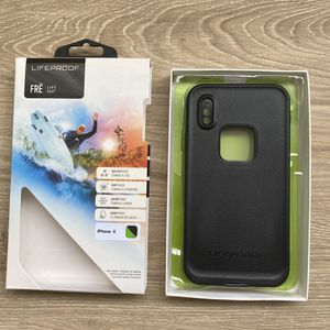 Lifeproof FRE for iPhone X/XS for Sale in Los Angeles, CA