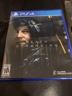 Death Stranding (PS4) for Sale in Camden, NJ