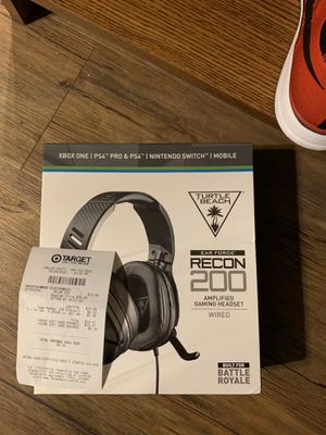 Turtle Beach Headset for Sale in Cedar Hill, TX