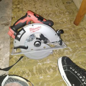 Milwaukee M18 Brushless Circlular Saw[tool Only] for Sale in Federal Way, WA