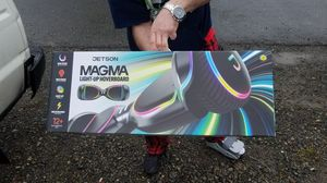 Jetson magma light up hoverboard for Sale in Bonney Lake, WA