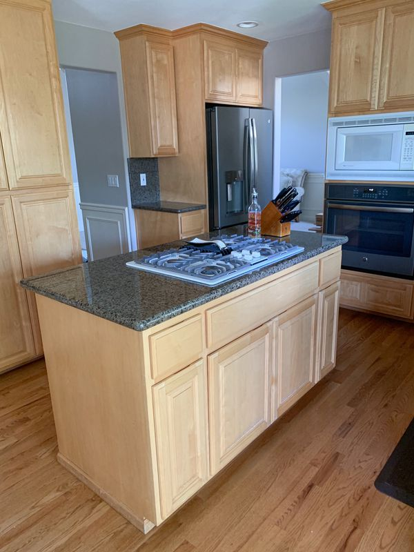 Whole kitchen cabinets for Sale in Kent, WA - OfferUp