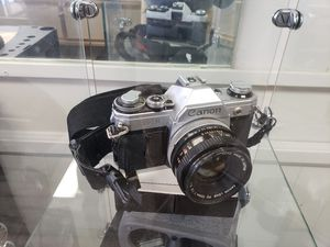 Vintage Canon AE-1 35mm Camera W/Lens for Sale in Madison, NC