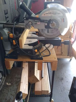 Chicago electric 10 saw for Sale in NEW PRT RCHY, FL