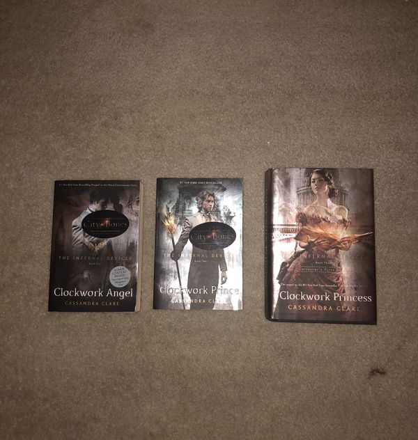 The Infernal Devices Book Series