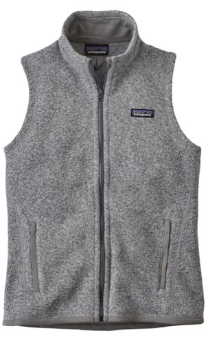Patagonia Women's Better Sweater Vest - Medium, Birch White for Sale in Auburndale, MA