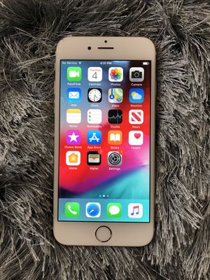 iPhone 6 UNLOCKED 64GB for Sale in Odenton, MD