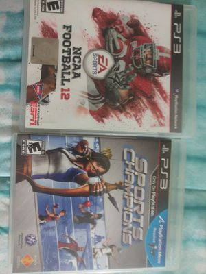 Ps3 games for Sale in Haines City, FL