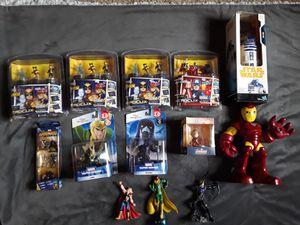 Mini SUPER HÉROES y otros juguetes todo por $25 for Sale in Dallas, TX