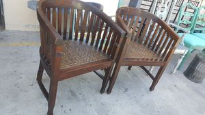 Cuban Inspired Chairs for Sale in Gardena, CA
