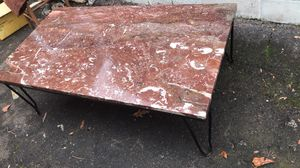 Modern marble coffee table for Sale in Knoxville, TN