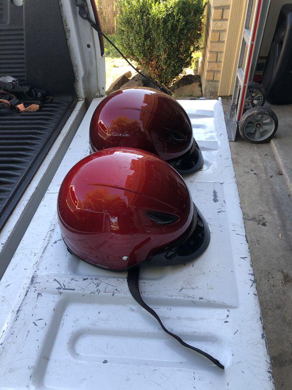 Helmets—cascos