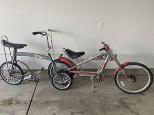 2 fun bicycles for Sale in Wheat Ridge, CO