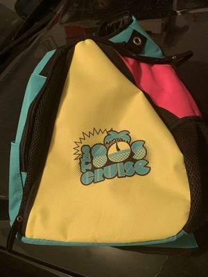 80s cruise backpack NEW for Sale in East Dundee, IL