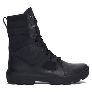Under Armour FNP ( Feel No Pain) Miltary and Tactical Boots Size 13-Black for Sale in St. Petersburg, FL