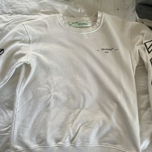 Off White Long Sleeve Graphic for Sale in Rockville, MD