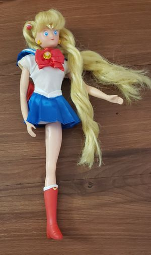 "Vintage Rare Sailor Moon Blonde 2000 Irwin Toy 11.5"" Doll for Sale in CANAL WNCHSTR, OH"