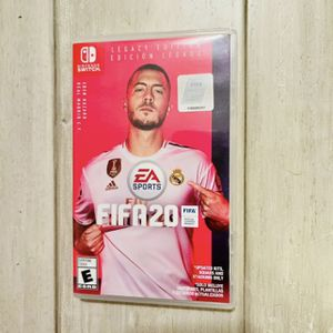 FIFA 20 Nintendo Switch for Sale in Ashburn, VA