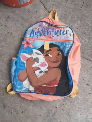Moana backpack for Sale in Los Angeles, CA