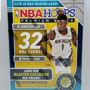 NBA Hoops Premium Blaster Box for Sale in Ontario, CA