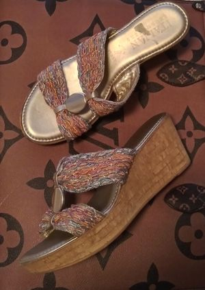 Women's size 8 Sandals for Sale in Suitland, MD