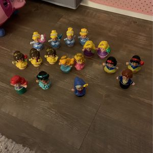 Disney Little People for Sale in Los Angeles, CA