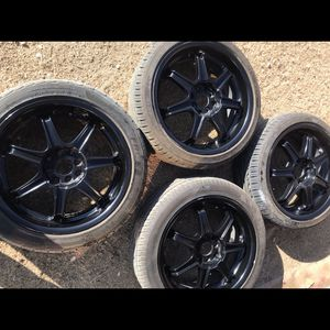 17inch universal rims for Sale in Madera, CA