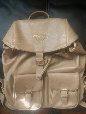 Brand new leather designer book bag for Sale in Las Vegas, NV