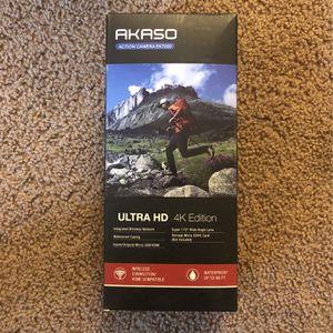 AKASO CAMERA EK7000 for Sale in Alexandria, VA