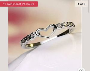 Drop shipped wedding ring delivers to U for Sale in Oakland, CA