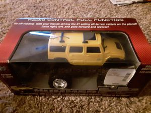 New remote CONTROL hummer for Sale in Abilene, TX