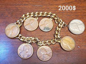 Penny bracelet for Sale in Coalville, UT