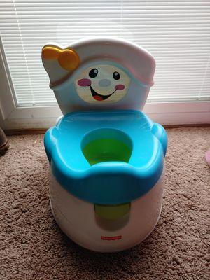 Singing potty training potty for Sale in Virginia Beach, VA
